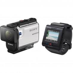 Экшн-камера Sony HDR-AS300R c пультом д/у RM-LVR3 (HDRAS300R.E35)