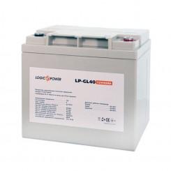 Аккумулятор гелевый LogicPower LP-GL 40-12