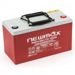 Аккумулятор AGM Newmax PNB121000 100 Ач 12 В