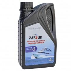 Масло для 2-х тактных лодочных моторов Parsun TC-W3