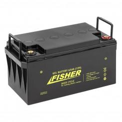 Аккумулятор гелевый Fisher 65-12