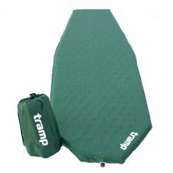 Самонадувающийся коврик Tramp Ultralight зеленый TRI-023