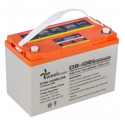 Аккумулятор гелевый Weekender 12 В 90 Ач с дисплеем (12V90AH DS)