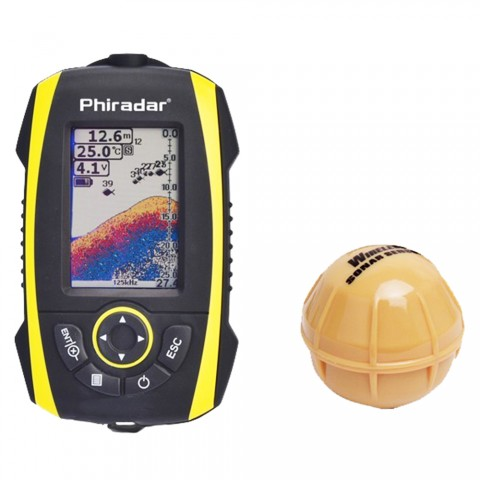Эхолот Phiradar FF288W NEW
