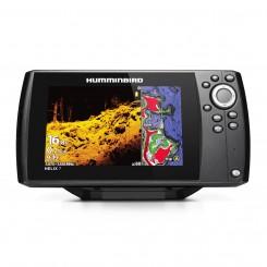 Эхолот Humminbird Helix 7 CHIRP MEGA DI GPS G3