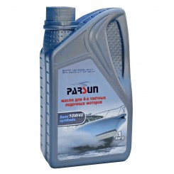 Масло для 4-х тактного двигателя Parsun SAE 10W-40 1 л