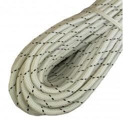 Веревка якорная полиамидная 8 мм, длина 25 м