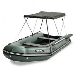 Тент от солнца для надувных лодок Bark BT330, BN360