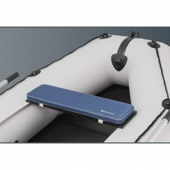 Мягкая накладка на сидение для лодок K-280CT, К-300СТ, КМ-200, КМ-260, КМ-280 синяя
