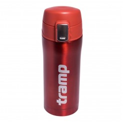 Термос Tramp 0,35 л красный TRC-106-red