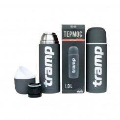 Термос Tramp Soft Touch 1.0 л TRC-109-grey