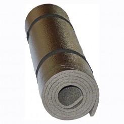 Коврик туристический (каремат) серый/метал 180/50/1 см