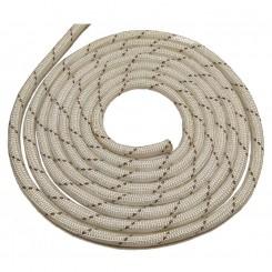 Веревка якорная полиамидная 8 мм, длина 1 м