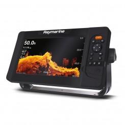 Эхолот Raymarine Element 9 HV 3D/GPS с датчиком