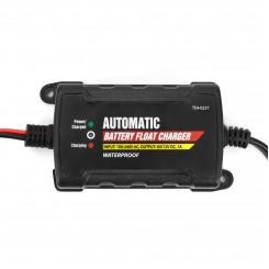 Автоматическое зарядное устройство для аккумуляторов Fisher 1А 6/12V (аналог СТЕК T4-0237)