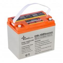 Аккумулятор гелевый Weekender 12 В 80 Ач с дисплеем (12V80AH DS)