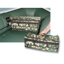 Накладка на сидение с сумкой  для лодок Sport-Boat большая 75c
